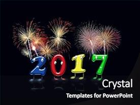 50 fireworks animated powerpoint templates w fireworks animated