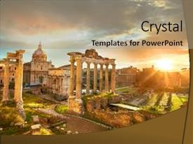 5000 ancient roman powerpoint templates w ancient roman themed