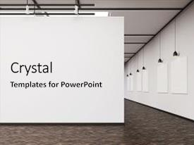 5000 art portfolio powerpoint templates w art portfolio themed audience pleasing ppt theme consisting of 3d museum art gallery interior a large backdrop and toneelgroepblik Image collections