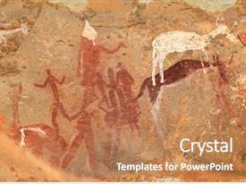Prehistoric Powerpoint Templates W Prehistoric Themed