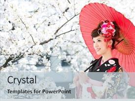 Japan Powerpoint Templates W Japan Themed Backgrounds