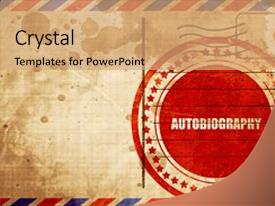 200 autobiography powerpoint templates w autobiography themed