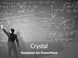5000 physics powerpoint templates w physics themed backgrounds ppt theme with back and drawing physics background and a gray colored foreground toneelgroepblik Gallery