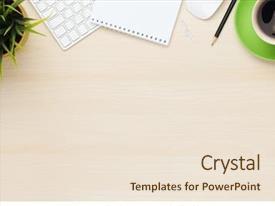 Desk PowerPoint Templates W/ Desk-Themed Backgrounds