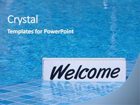 100 pool party invitation powerpoint templates w pool party