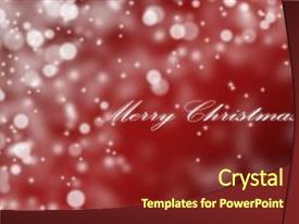 Cool new slides with background with text merry christmas backdrop and a tawny brown colored foreground.