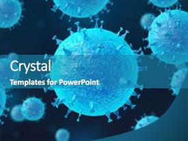 Bacteria powerpoint templates ppt themes with bacteria backgrounds cool new ppt theme with cells high resolution science backdrop and a teal toneelgroepblik Gallery