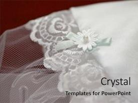 Powerpoint Template Baby Baptism Girl Clothes Catholic Bedbgbyyd