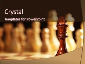 Cool new slides with knight - battle plan - chess pieces backdrop and a wine colored foreground.