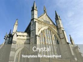 5000 gothic cathedral powerpoint templates w gothic cathedral cool new presentation theme with beautiful gothic style winchester cathedral backdrop and a gray colored foreground toneelgroepblik Choice Image