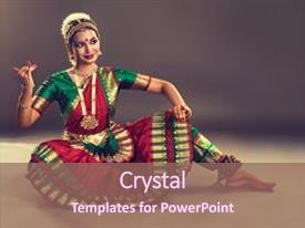 5000 indian culture powerpoint templates w indian culture themed audience pleasing presentation design consisting of beautiful indian girl dancer backdrop and a violet colored foreground toneelgroepblik Images