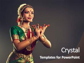 5000 india culture powerpoint templates w india culture themed cool new slide set with beautiful indian girl dancer backdrop and a dark gray colored foreground toneelgroepblik Gallery
