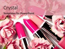 5000 cosmetics powerpoint templates w cosmetics themed backgrounds audience pleasing ppt theme consisting of cosmetics beautiful spring bacground with set backdrop and a toneelgroepblik Choice Image