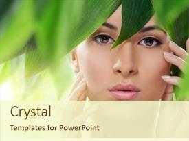 Skin Care Powerpoint Templates W Skin Care Themed Backgrounds
