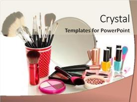 5000+ Beauty Product PowerPoint Templates w/ Beauty Product-Themed