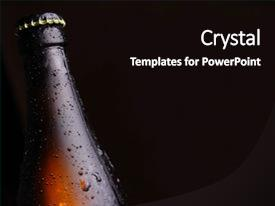 5000 beer bottle powerpoint templates w beer bottle themed backgrounds colorful ppt layouts enhanced with beer bottle backdrop and a black colored foreground toneelgroepblik Gallery
