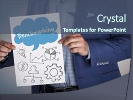 Top Benchmark PowerPoint Templates, Backgrounds, Slides and