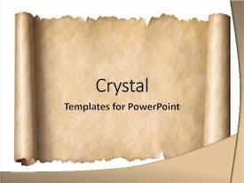Papyrus Antique PowerPoint Templates w/ Papyrus Antique