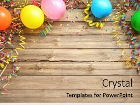 Party Invitation Powerpoint Templates W Party Invitation