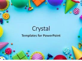 Birthday Templates Powerpoint Templates W Birthday