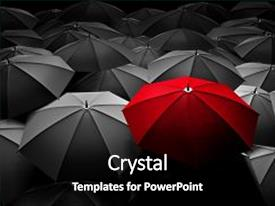 5000 umbrella powerpoint templates w umbrella themed backgrounds ppt theme having black and white s business background and a black colored toneelgroepblik Choice Image
