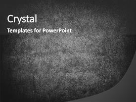 PPT theme consisting of black grunge texture background abstract background and a dark gray colored foreground.