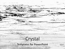 Slide deck with black grunge texture background place background and a light gray colored foreground