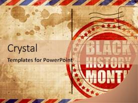 Top Black History Month Powerpoint Templates Backgrounds Slides