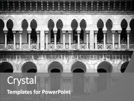 5000 Black White Vintage Powerpoint Templates W Black White