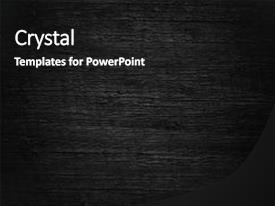 PPT layouts enhanced with black wood texture background abstract background and a black colored foreground.