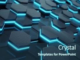5000 Molecules Abstract Powerpoint Templates W Molecules Abstract