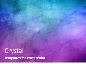 Watercolor Powerpoint Templates W Watercolor Themed Backgrounds