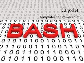 Top Bash PowerPoint Templates, Backgrounds, Slides and PPT Themes