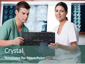 50+ Brain Tumour PowerPoint Templates w/ Brain Tumour-Themed