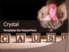 5000 breast cancer powerpoint templates w breast cancer themed
