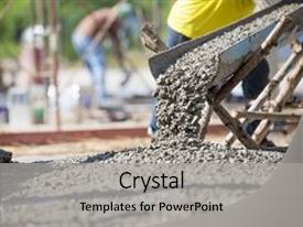 5000+ Concrete PowerPoint Templates w/ Concrete-Themed Backgrounds