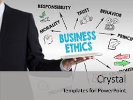 1000 computer ethics powerpoint templates w computer ethics themed presentation theme consisting of business ethics concept with young background and a colored foreground toneelgroepblik Gallery