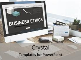 300 workplace ethics powerpoint templates w workplace ethics cool new theme with business ethics strategy development concept backdrop and a light gray colored foreground toneelgroepblik Images