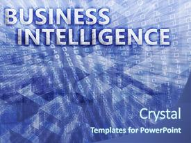 5000 business intelligence powerpoint templates w business ppt layouts consisting of business intellegence abstract computer technology background and a ocean colored foreground toneelgroepblik Choice Image
