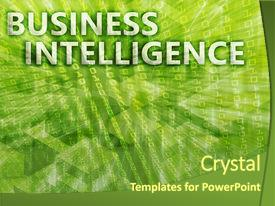 5000 business intelligence powerpoint templates w business colorful presentation theme enhanced with business intellegence abstract computer technology backdrop and a tawny brown colored wajeb Choice Image