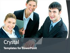 Beautiful slides featuring business people putting their hands backdrop and a dark gray colored foreground.