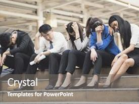 5000 unemployment powerpoint templates w unemployment themed amazing presentation theme having company sit on street unemployment backdrop and a gray colored foreground toneelgroepblik Choice Image