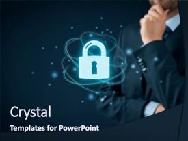 500 Information Security Specialist Powerpoint Templates W