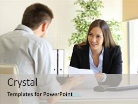top sales job interview powerpoint templates backgrounds slides
