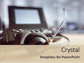 Customer Service PowerPoint Templates w/ Customer Service