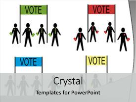5000 political parties powerpoint templates w political parties