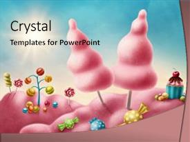 5000 bonbons powerpoint templates w bonbons themed backgrounds