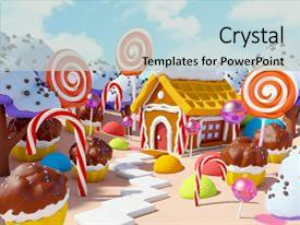 200 candy land powerpoint templates w candy land themed backgrounds