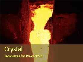 2000 metallurgical powerpoint templates w metallurgical themed theme consisting of metal at the background and a tawny brown colored foreground toneelgroepblik Gallery