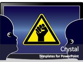 5000 caution powerpoint templates w caution themed backgrounds presentation theme consisting of caution violent video games protect background and a dark gray colored foreground toneelgroepblik Choice Image
